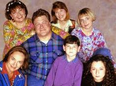 Roseanne, one of the funniest shows ever!!!