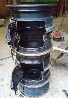 Rim Fire Pit, Charcoal Grill, Stoves, Bbq, Outdoor Decor, Home Decor, Wood Stoves, Cookers, Charcoal Bbq Grill