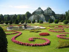 Jardines de Schönbrunn - Viena - Los 8 Mejores Jardines del Mundo - 1001 CONSEJOS | RED SOCIAL