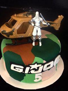 GI  Joe cake