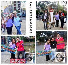 PINTANDO EN VIVO EVENTO OBSESIONARTE PALERMO, BUENOS AIRES, ARGENTINA