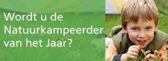 Natuurcampings in NL