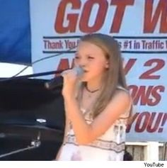 Danielle Bradbery before 'The Voice'