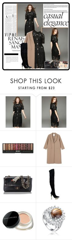 """Vipme.com 15...."" by cindy88 ❤ liked on Polyvore featuring Monki, Versace, Marc Jacobs, Balmain, women's clothing, women, female, woman, misses and juniors"