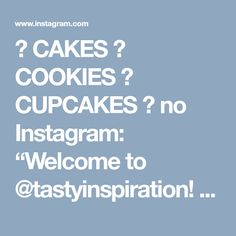 """🍰 CAKES 🍰 COOKIES 🍰 CUPCAKES 🍰 no Instagram: """"Welcome to @tastyinspiration! Here you can find a lot of great ideas for baking and decorating! 😍 . Christmas tree gingerbread cookies…"""" • Instagram"""