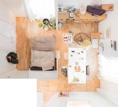 無垢材リノベーションであるgood roomのTOMO'Sに暮らすセンスが良くおしゃれなインテリアの部屋の間取り_1