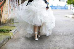 Bride Style #sapatosparanoivas #noivas #moda #casamento #bridestyle #santalolla #marryme #shoes