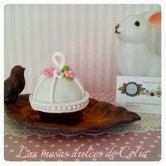 Las mesas dulces de Celia: Esperando la primavera