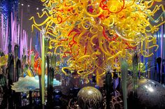 Dale Chihuly   Tacoma Art Museum