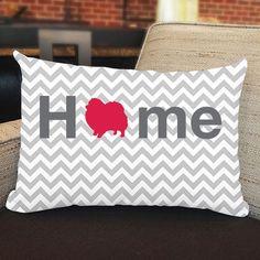 Pomeranian Home Pillow