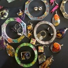 Handmade Unikate Schmuck/Wohndeko von UnikatStudioHerta auf Etsy Creative, Washer Necklace, Etsy, Vintage, Shop, Jewelry, Handmade Gifts, Kleding, Jewelery