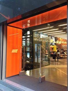 Adidas Store Exterior