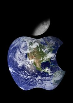 APPLE  :: The World of Apple - Logo HD Wallpaper