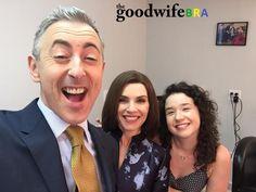 Sarah Steele de volta a The Good Wife