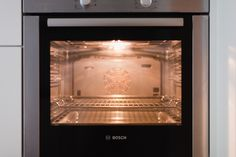 Clean your oven without using any toxic chemicals - it is so easy!