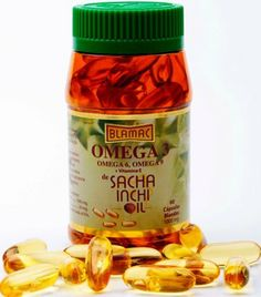 Sacha Inchi Gel Caps 60 Units of 1000 Mg 100% Vegetable Source Omega 3 by BLAMAC - Sacha Inchi Usa LLC. $21.95. Sacha Inchi is made with real Peruvian Sacha Inchi oil, the highest plant source of omega-3 6 and 9 fatty acids. This oil is unique, because it is easily digested and provides 100% of the recommended daily intake for omega-3 fatty acids. It is also rich in amino acids, plus vitamin A and E. Sacha Inchi is free of heavy metals and is an environmentall...