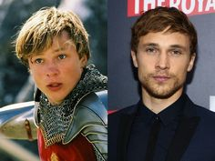 "William Moseley as Peter Pevensie | Community Post: Here's What The Kids From ""The Chronicles Of Narnia"" Look Like Now"