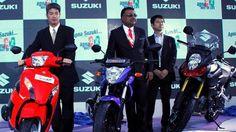 Auto Expo 2014 – Suzuki unveil the V-Strom 1000 for India
