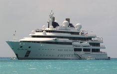 katara yacht | Yacht KATARA by Lurssen in St Martin, Caribbean - Motor Yacht KATARA ...