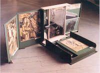 """İŞLER VE GÜNLER: Ağustos 2008 Marcel Duchamp """"Valizdeki Kutu"""""""