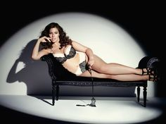 Iconic plus size supermodel Ashley Graham launches her first ever lingerie collection with retailer Addition Elle!