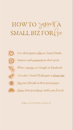 The perfect way to support a small business — and its all for free! Small Business Quotes, Support Small Business, Small Business Marketing, Business Tips, Bb Beauty, Small Business Organization, Shopping Quotes, Business Inspiration, Laura Lee