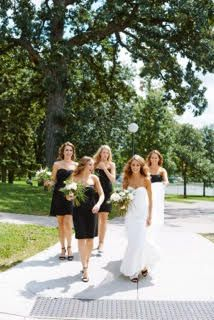 #aandberealbride // nicole miller gown // minneapolis wedding