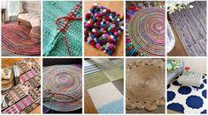 diy-xalia Straw Bag, Rugs, Rug Ideas, Diy, Education, Home Decor, Farmhouse Rugs, Decoration Home, Bricolage