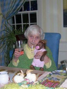 Reminds me of Nan.