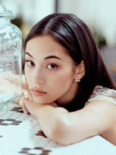 Kiko Mizuhara for ELLE China December 2015. Photo by Zack Zhang. Edited by Team Mizuhara. More photos here
