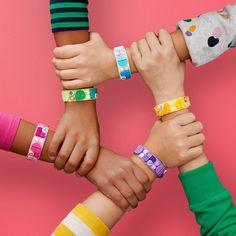 LEGO DOTS Bracelet Mega Pack DIY Creative Craft Bracelet-Making Kit For Kids 41913 : Target Toys For Girls, Gifts For Girls, Cute Friendship Bracelets, Lego Craft, Cool Art Projects, Buy Lego, Mega Pack, Building For Kids, Custom Lego