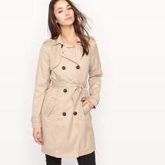 264164d3fd7f6 Trench - Vila  mode  femme  shopsquare  tendance Imperméable Femme, Manteau,