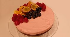 Konfektkake Cheesecake, Desserts, Food, Tailgate Desserts, Meal, Cheese Cakes, Dessert, Eten, Cheesecakes