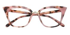 Stylish Cat Eye Glasses