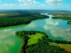 The lake district of Masuria in Poland - A visual wonder!