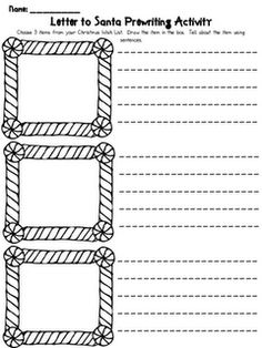 santa wish list template coloring for kids and dr who