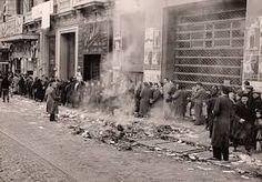 Resultado de imagen de el hambre en la posguerra española