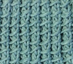Learn this easy-to-remember stitch with an easy-to-love texture, complete with a step-by-step photo tutorial and four knitting patterns you can use to practice.