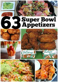 1000 images about super bowl snacks on pinterest super for Super bowl appetizers pinterest