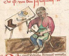 Konrad : Schachzabelbuch Elsass, 1414 Cgm 1111  Folio 224