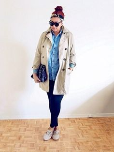 Nine Curvy and Plus-Size Fashion Bloggers We Love | Teen Vogue