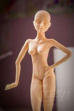 woman body for cakes