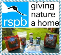 Kelly Martin Speaks: Day 12 - WIN Bird Food Gift Pack From The RSPB