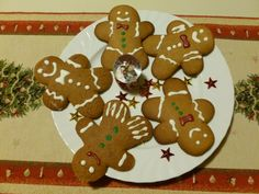 Gingermen!