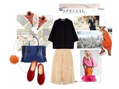 """""""energy"""" by ussiek on Polyvore featuring moda, Ann Taylor, By Malene Birger, Longchamp, Charlotte Olympia, Marni i Furla Malene Birger, Charlotte Olympia, Furla, Longchamp, Marni, Ann Taylor, Shoe Bag, Polyvore, Stuff To Buy"""