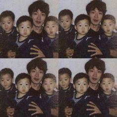 Triplets family ♡♡♡
