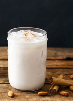 Homemade Horchata Recipe on Yummly. @yummly #recipe