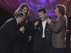 Gaither Vocal Band - John the Revelator - Music Videos John The Revelator, Gaither Vocal Band, Inspirational Music, Christian Songs, Praise The Lords, Gospel Music, Faith In Humanity, House Music, Music Videos