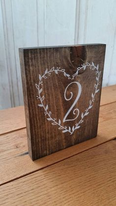 Hey, I found this really awesome Etsy listing at https://www.etsy.com/listing/291677053/rustic-table-numbers-5x7-rustic-wedding