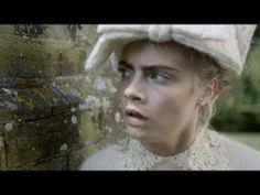 Her cover might suck but this fashion video for W Magazine's September makes Cara Delevingne shine. Bish does the macarena!!